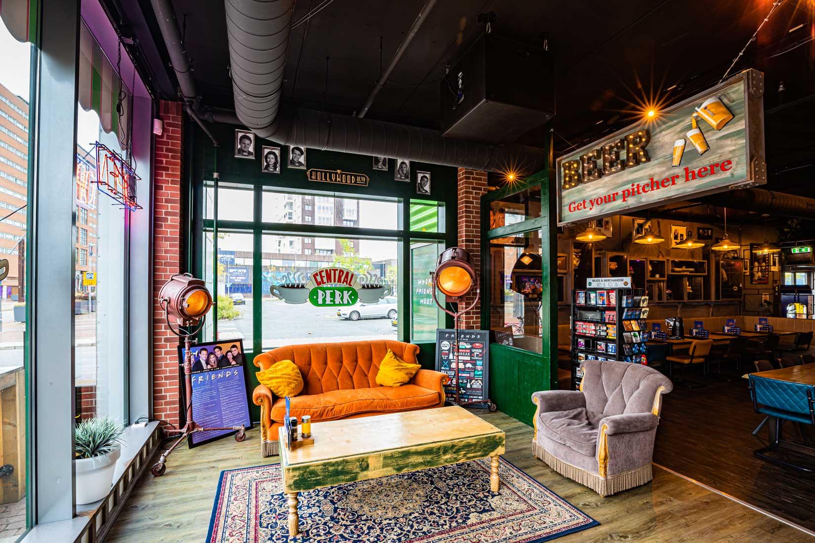 Hollywoodcafé Rotterdam 4