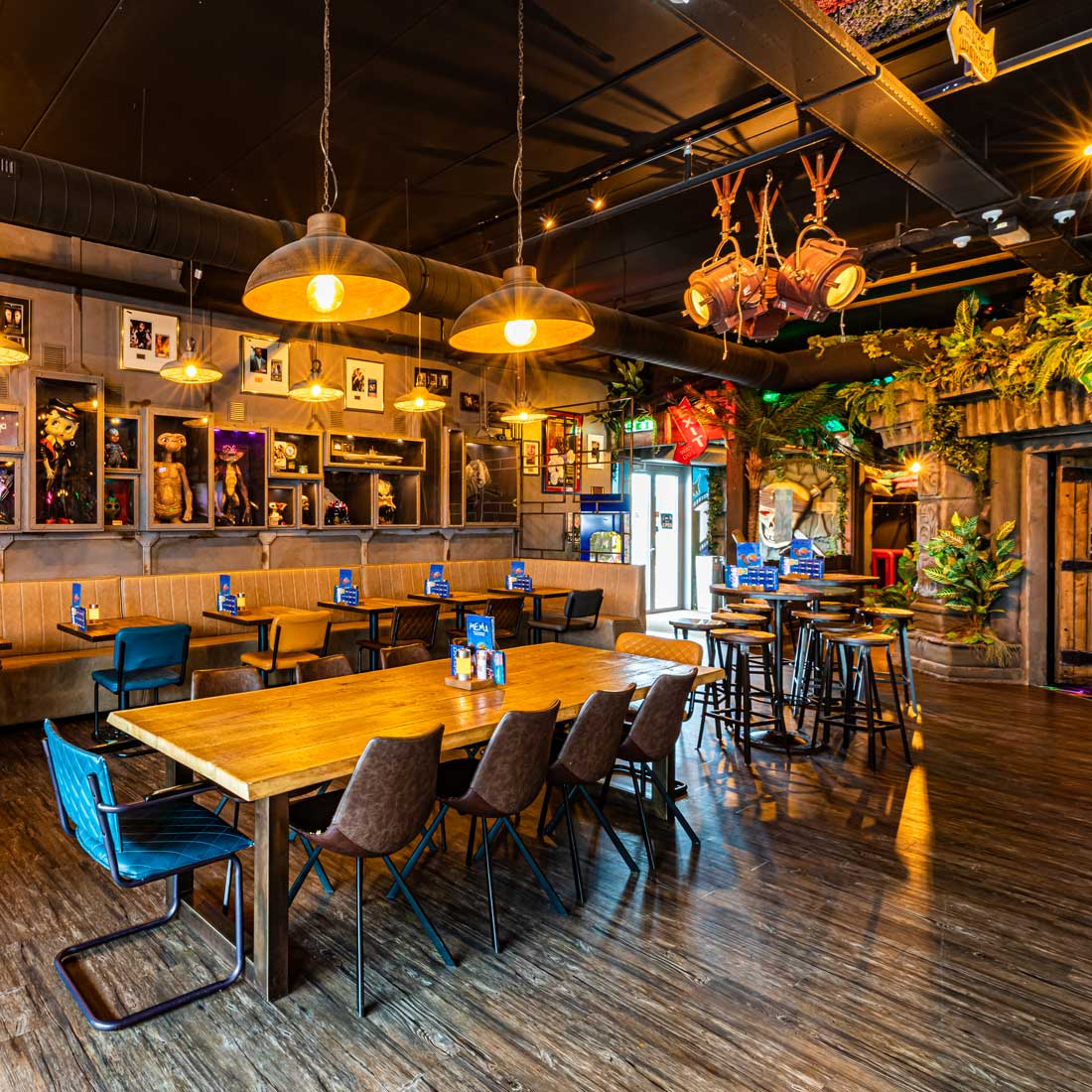 Hollywoodcafé Rotterdam 5