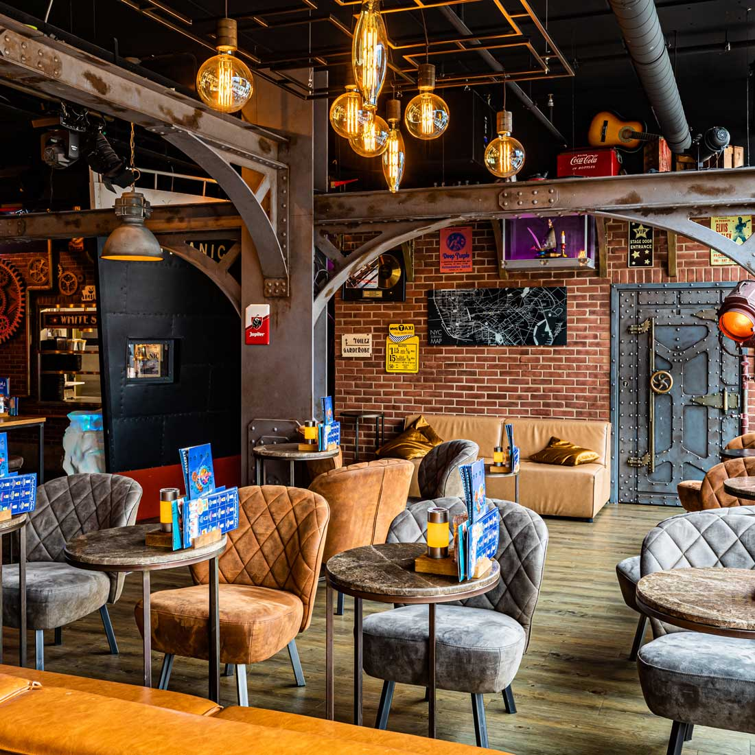 Hollywoodcafé Rotterdam 6
