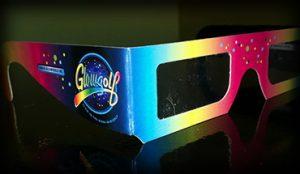 Glowgolf 3D bril