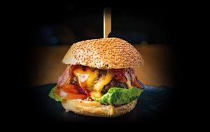 hollywood cafe original hamburger