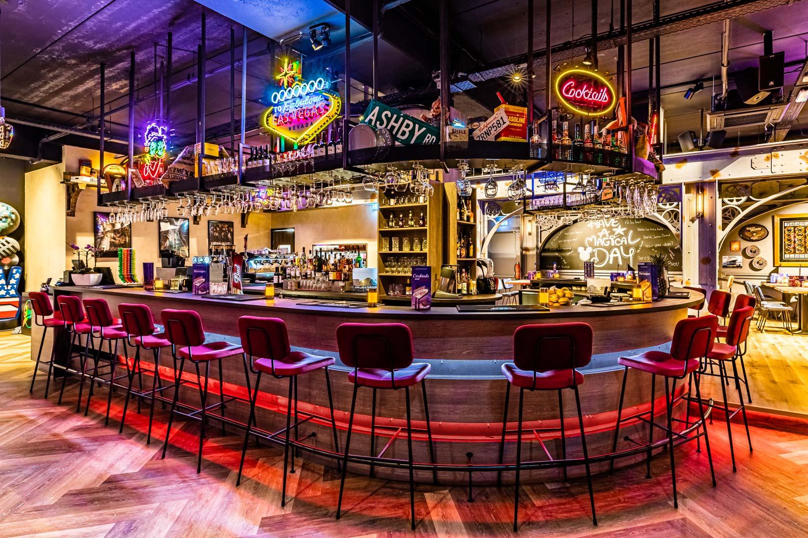 HollywoodCafé Amsterdam Bar